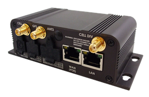 Microhard System 4G/LTE Dual Ethernet Bridge/Serial