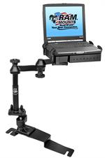 RAM Mount No-Drill Laptop Mount for the Ford Police Interceptor Sedan