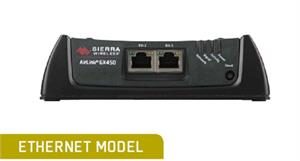 AirLink GX450 with 3 Ethernet Ports